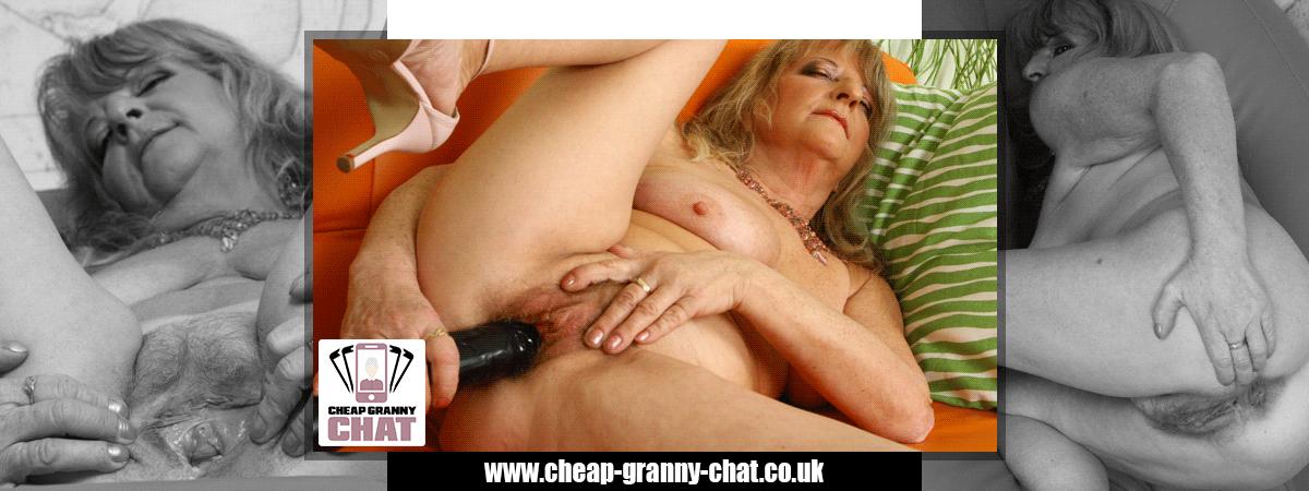 Slutty Grandma Phone Sex