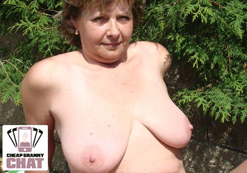 Depraved Public Granny Chat
